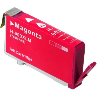 HP 903XL T6M07AE purpurová (magenta) kompatibilna cartridge