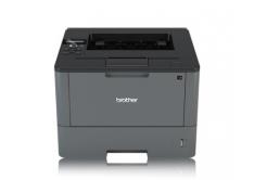 BROTHER tiskárna laserová mono HL-L5100DN - A4, 40ppm, 1200x1200, 256MB, PCL6, USB 2.0, LAN, DUPLEX