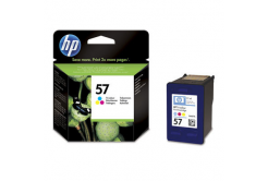 HP 57 C6657AE farebná (color) originálna cartridge