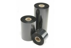 "TTR páska, vosková (wax), 63mm x 74m, 1/2"", OUT, čierna"