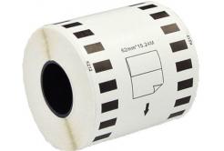 Brother DK-22212, 62mm x 15,24m, biela, kompatibilná filmová role