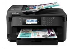 Epson tiskárna ink WorkForce WF-7710DWF, 4v1, A3, 32ppm, Ethernet, WiFi (Direct), Duplex, NFC, 3 roky OSS po registraci