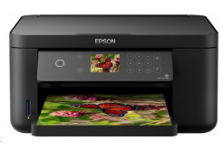 Epson tiskárna ink Expression Home XP-5100, A4, 1200x4800 dpi, 3in1, 33ppm, CIS, 1200x2400 dpi, USB, Wi-Fi Direct, LAN