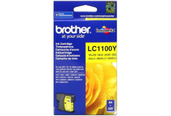Brother LC-1100Y žltý (yellow) originálna cartridge