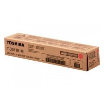 Toshiba T3511E purpurový (magenta) originálný toner