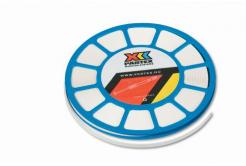 Partex PP+09000SN9, páska bílá, 17m, PVC PP+ pásek