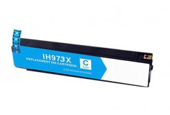 HP 973X F6T81AE azúrova (cyan) kompatibilna cartridge
