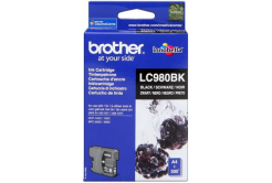 Brother LC-980BK čierna (black) originálna cartridge