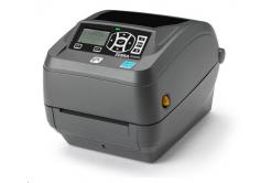 Zebra ZD500 ZD50042-T0E2R2FZ TT tlačiareň etikiet, 203 dpi, USB/RS232/Centronics Parallel/LAN/802.11abgn , BT, ROW