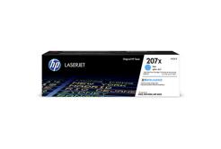 HP originální toner W2211X, cyan, HP 207X, HP