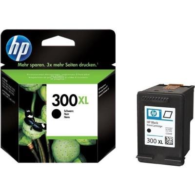 HP 300XL CC641E čierna (black) originálna cartridge