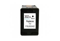 HP 302XL F6U68AE čierna (black) kompatibilna cartridge