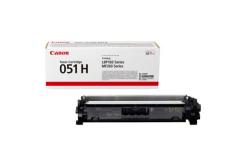 Canon originálny toner CRG051H, black, 4100 str., 2169C002, high capacity, Canon LBP162dw, MF269dw, MF267dw, MF264dw