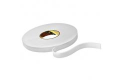 3M 9515W Montážní pěnová oboustranná páska, bílá, 12 mm x 3 m