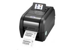 TSC TX300 TT tlačiareň štítkov, 300 dpi, 6 ips, LCD, tmavá.