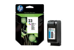 HP 23 C1823D farebná (color) originálna cartridge