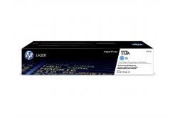 HP 117A W2071A azúrový (cyan) originálny toner