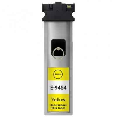 Epson T9454 žltá (yellow) kompatibilna cartridge