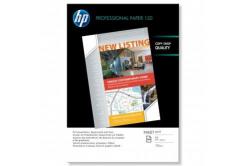 HP Professional Inkjet Paper, bílá, 100, ks Q6594A, pro inkoustové tiskárny, 297x420mm (A3), A3