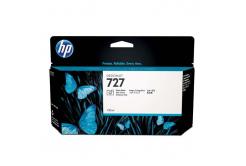 HP 727 B3P23A foto čierna (photo black) originálna cartridge