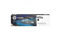 HP 973X L0S07AE čierna (black) originálna cartridge