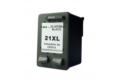 HP 21XL C9351A čierna kompatibilna cartridge