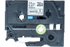Brother TZ-R231 / TZE-R231, 12mm x 4m, čierna tlač / biely podklad, originálna páska