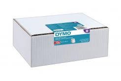 Dymo 99012, 2093093, 89mm x 36mm, papírové originální štítky, 12ks