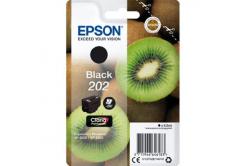 Epson 202 C13T02E14010 čierna (black) originálna cartridge