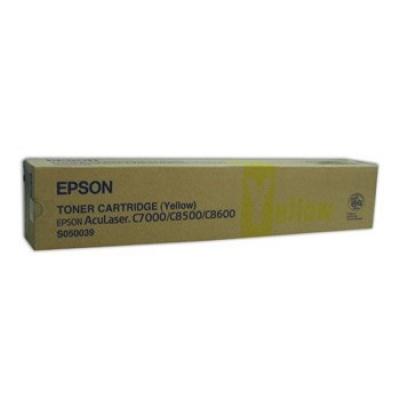 Epson C13S050039 žltý (yellow) originálný toner