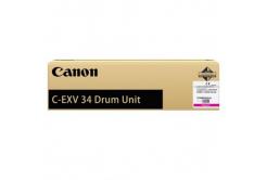 Canon C-EXV34M purpurová (magenta) originálna valcová jednotka