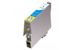 Epson T0452 azúrová (cyan) kompatibilná cartridge