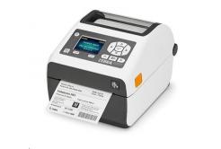 Zebra ZD620 ZD62H43-D0EL02EZ Healthcare DT tlačiareň etikiet, LCD, 300 dpi, USB, USB Host, Serial, LAN, 802.11, BT ROW