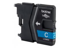 Brother LC-985C azurová (cyan) originální cartridge