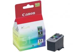 Canon CL-51 farebná (color) originálna cartridge
