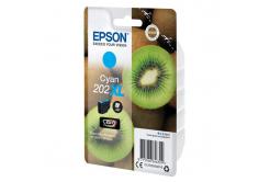 Epson 202XL C13T02H24010 azúrová (cyan) originálna cartridge