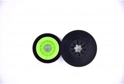 Max LM-IR50B, 12mm x 110m, černá kompatibilní barvicí páska