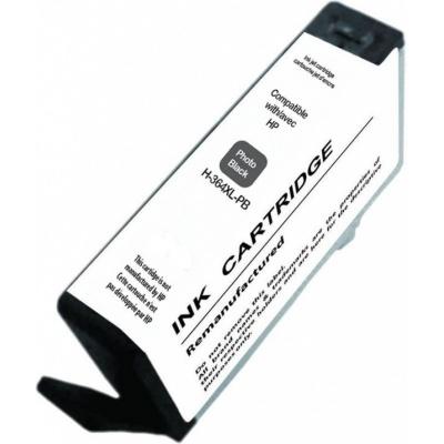 HP 364XL CB322E foto čierna (photo black) kompatibilna cartridge