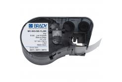 Brady MC-500-595-YL-BK / 143375, samolepicí páska 12.70 mm x 7.62 m