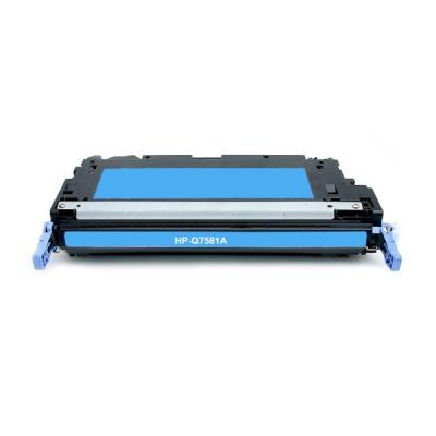 HP 503A Q7581A azúrový (cyan) kompatibilný toner