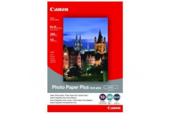 Canon Photo Paper Plus Semi-Glossy, foto papír, pololesklý, saténový, bílý, 10x15cm, 4x6&quot