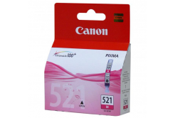Canon CLI-521M, 2935B001 purpurová (magenta) originálna cartridge
