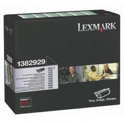 Lexmark 1382929 čierný (black) originálny toner