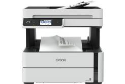 Epson M3170 inkokustová tiskárna EcoTank Mono M3170, 4v1, A4, 39ppm, USB, Ethernet, Wi-Fi (Direct), Duplex, ADF, 3 roky záruka po reg.