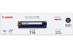 Canon CRG-716 čierný (black) originálný toner