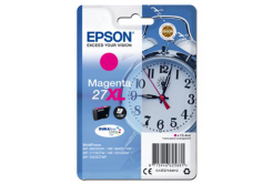 Epson originálna cartridge C13T27134012, 27XL, magenta, 10,4ml, Epson WF-3620, 3640, 7110, 7610, 7620