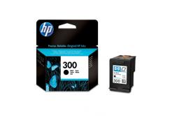 HP 300 CC640E čierna (black) originálna cartridge