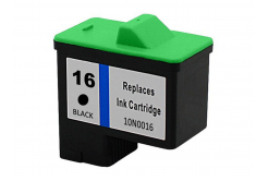 Lexmark 10N0016 č.16 čierna (black) kompatibilní cartridge