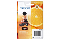Epson originálna cartridge C13T33514012, T33XL, black, 12,2ml, Epson Expression Home a Premium XP-530,630,635,830