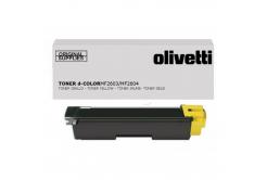 Olivetti B1067 žltá (yellow) originálny toner